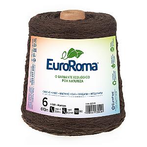 Barbante Euroroma Colorido 6 Fios 600g Cor 1100