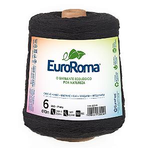 Barbante Euroroma Colorido 6 Fios 600g Cor 250