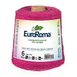 Barbante Euroroma Colorido 6 Fios 600g Cor 550