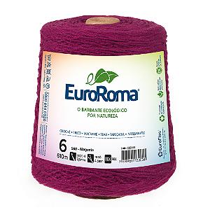 Barbante Euroroma Colorido 6 Fios 600g Cor 560