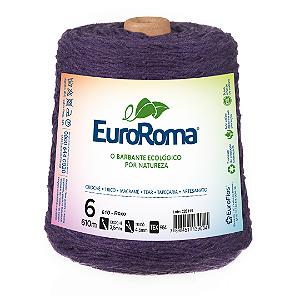 Barbante Euroroma Colorido 6 Fios 600g Cor 610