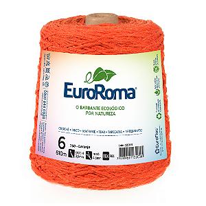 Barbante Euroroma Colorido 6 Fios 600g Cor 750