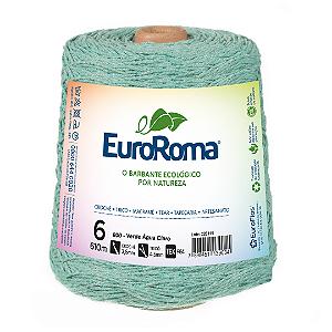 Barbante Euroroma Colorido 6 Fios 600g Cor 800