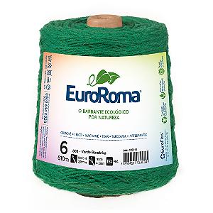 Barbante Euroroma Colorido 6 Fios 600g Cor 803