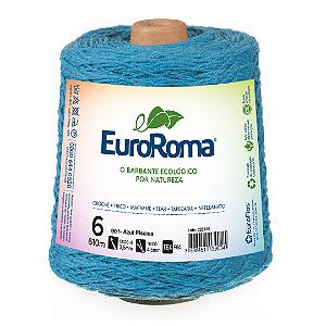 Barbante Euroroma Colorido 6 Fios 600g Cor 901