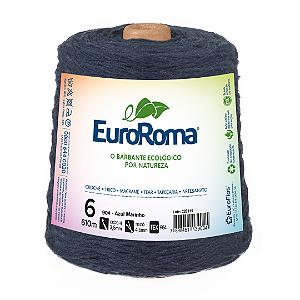 Barbante Euroroma Colorido 6 Fios 600g Cor 904