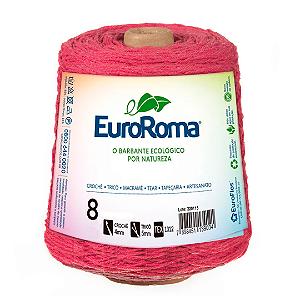 Barbante Euroroma Colorido 8 Fios 600g Cor 1070