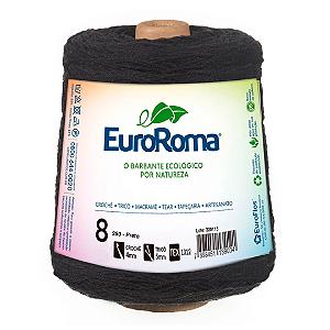Barbante Euroroma Colorido 8 Fios 600g Cor 250