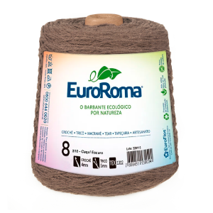 Barbante Euroroma Colorido 8 Fios 600g Cor 310