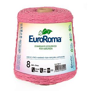 Barbante Euroroma Colorido 8 Fios 600g Cor 500
