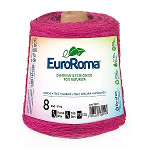Barbante Euroroma Colorido 8 Fios 600g Cor 550