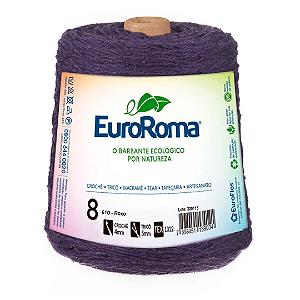 Barbante Euroroma Colorido 8 Fios 600g Cor 610