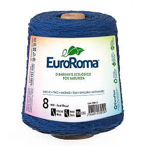 Barbante Euroroma Colorido 8 Fios 600g Cor 903
