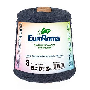 Barbante Euroroma Colorido 8 Fios 600g Cor 904
