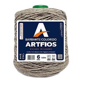 Barbante Artfios 6 Fios 600g Cor Café com Leite