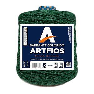 Barbante Artfios 8 Fios 600g Cor Verde