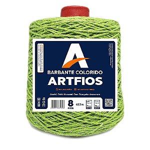 Barbante Artfios 8 Fios 600g Cor Abacate