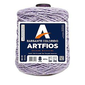 Barbante Artfios 8 Fios 600g Cor Lilás Claro