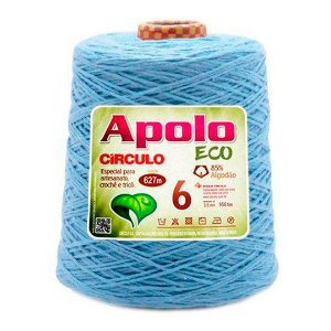 Barbante Apolo Eco 6 Fios 600g Cor 2012