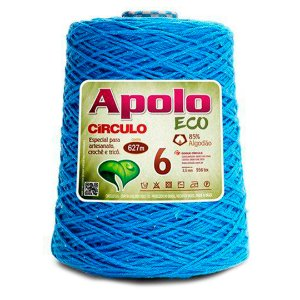 Barbante Apolo Eco 6 Fios 600g Cor 2194