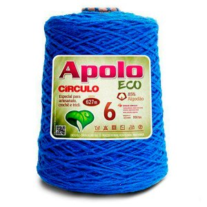 Barbante Apolo Eco 6 Fios 600g Cor 2775