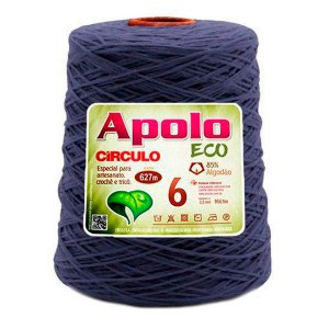 Barbante Apolo Eco 6 Fios 600g Cor 2934