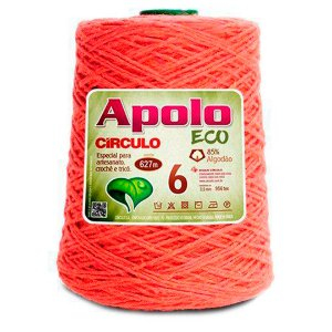 Barbante Apolo Eco 6 Fios 600g Cor 4445