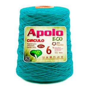 Barbante Apolo Eco 6 Fios 600g Cor 5669