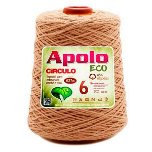 Barbante Apolo Eco 6 Fios 600g Cor 7466
