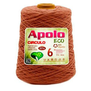 Barbante Apolo Eco 6 Fios 600g Cor 7496