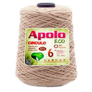Barbante Apolo Eco 6 Fios 600g Cor 7725