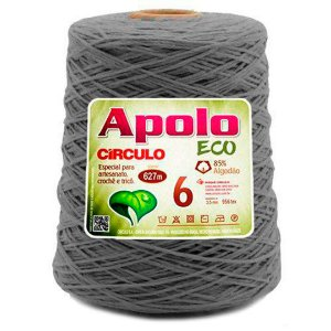 Barbante Apolo Eco 6 Fios 600g Cor 8676