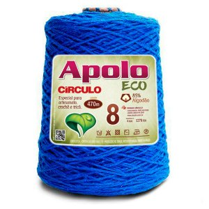 Barbante Apolo Eco 8 Fios 600g Cor 2775