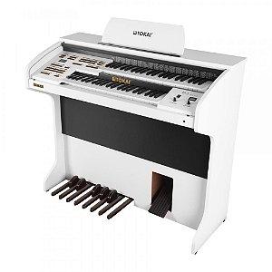 Órgão Eletrônico TOKAI D-2 Branco D2