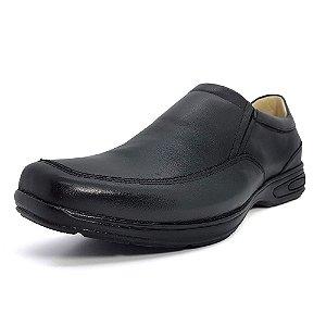 Sapato Confort Zanuetto Preto