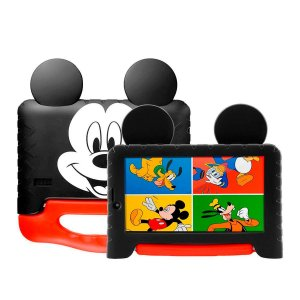 """Tablet Mickey Mouse 7"""" 16GB Multilaser NB314"""