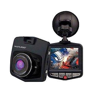 Câmera Dvr Veicular Filmadora Automotiva Carro 1080p Hd
