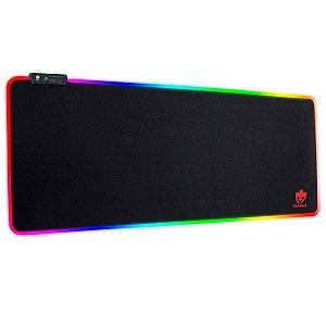 Mousepad Gamer RGB Evolut EG-411 Grande 70x30cm