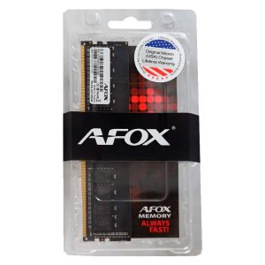 Memória Ram para Pc 4GB Ddr4 2666mhz Afox AFLD44FK1P