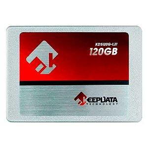 SSD 120gb KeepData Sata III KDS120G-L21