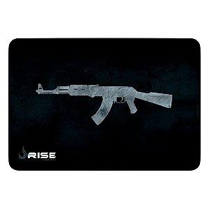 Mousepad Gamer Rise Mode AK47 Speed Grande (420x290mm) - RG-MP-05-AK