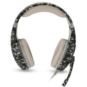 Headset Gamer Dazz P3 3.5MM Special Forces Artic - 62000018