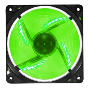 Fan Gamer G-fire com led Verde 120mm ew2252ngex