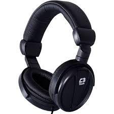 Headset Gamer com microfone barion mi-2883rb preto C3Tech