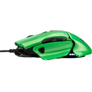 Mouse Gamer Multilaser Warrior 8200dpi 8 botões led colorido - mo247