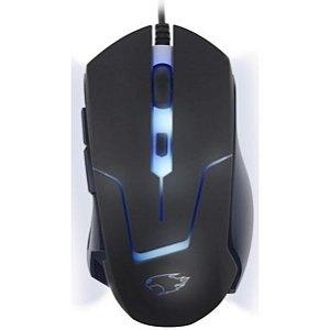 Mouse Gamer g-fire 2800dpi usb preto - mog013lglb
