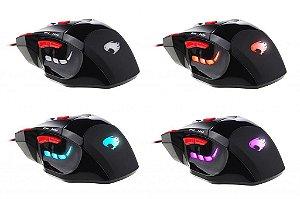 Mouse Gamer g-fire 2800dpi usb preto mog015eglb