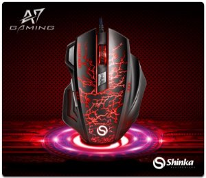 Mouse pad Gamer pequeno - sh-pad-a7