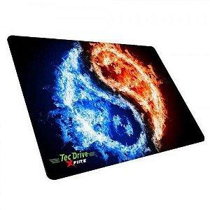 Mousepad Gamer xfire couter ying-yang 44x35cm