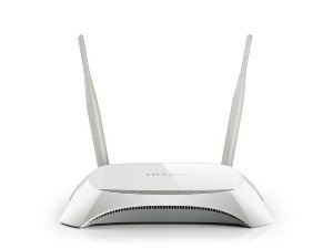 Roteador tp-link wireless 3g/4g 300mbps tl-mr3420